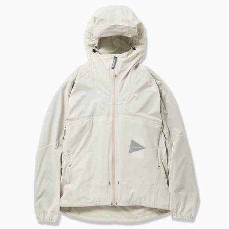 and wander / light rain jacket3
