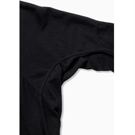 and wander/merino base long sleeve T