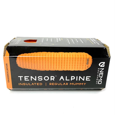 NEMO/TENSOR™ALPINE REGULAR MUMMY