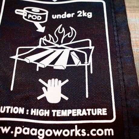 PaaGo WORKS/NINJA FIRESTAND