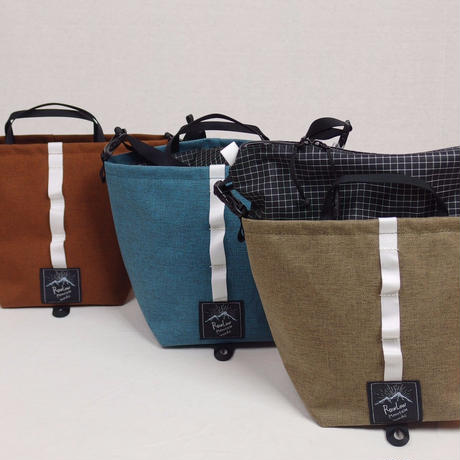 RawLow Mountain works / Tabitibi Tote
