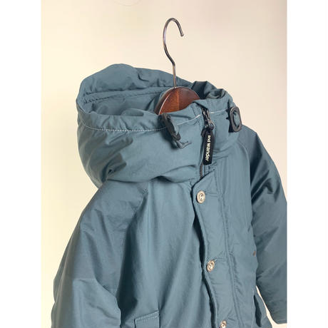 and wander/tough down jacket (w)