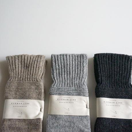 レッグウォーマー/ARIES wool