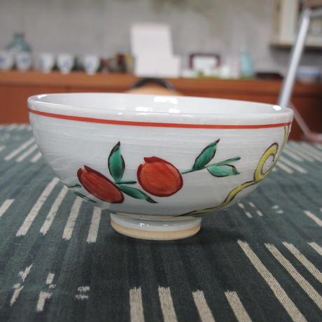 痴陶人(伊万里陶苑)唐子紋茶漬