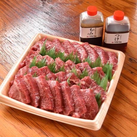 【近江牛焼肉】近江牛カルビ盛 500g~おうちで焼肉するなら二代目次郎~