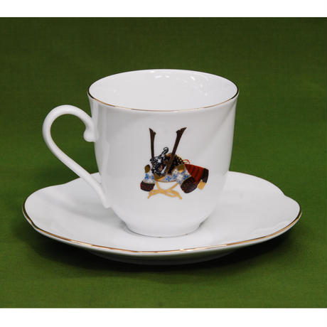 コーヒーカップ(2客入)兜 東月オリジナル