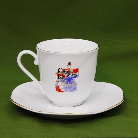 コーヒーカップ(2客入)雛 東月オリジナル
