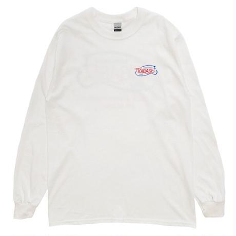 cat curls up tee L/S (寄付対象商品)