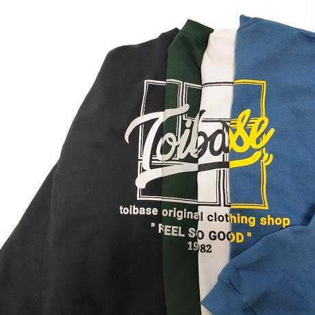 classic toibase 21スウェットトレーナー(寄付対象商品)