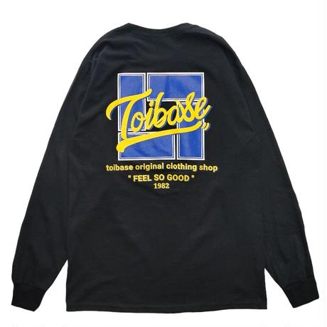 new classic toibase tee L/S (寄付対象商品)