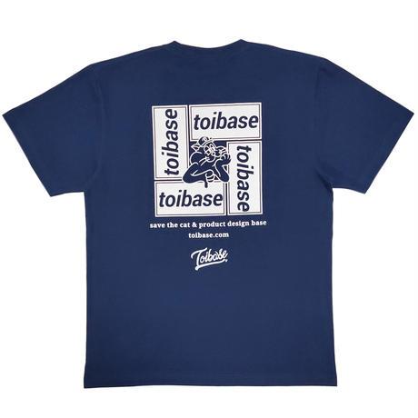 Basic toibase 21 tee S/S(寄付対象商品)
