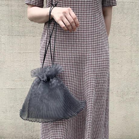 MIONA SHIMIZU shibori 巾着