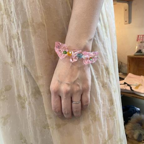 MIZUGASHI ice bracelet pink