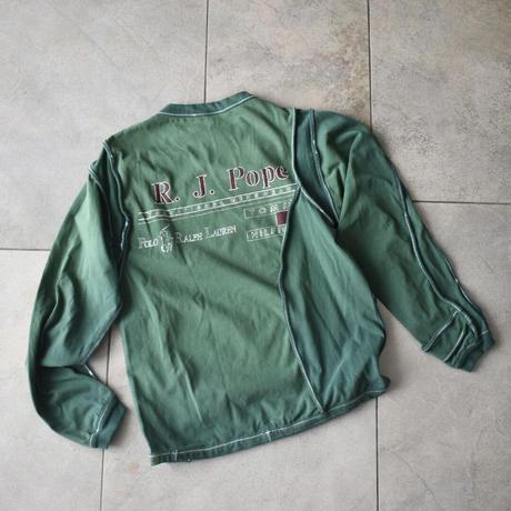 gagu  long sleeve-green