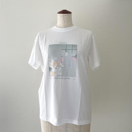 meromero hunter Tシャツ グリーン