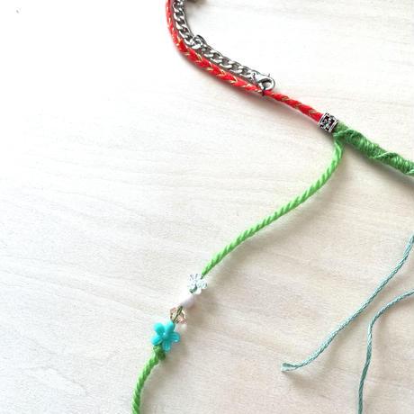 yushokobayashi  jewelery with notebook