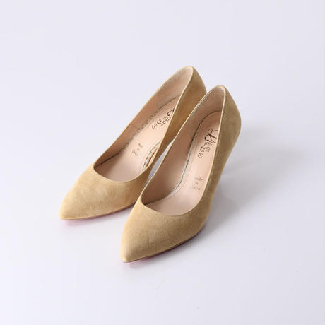 オールウェザーパンプス / All-weather Pumps L0086A (BEIGE/S)