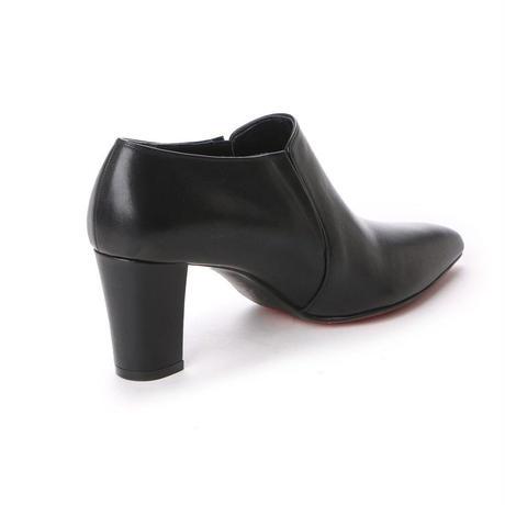 オールウェザーポインテッドヒールブーティ/All Weather Pointed Heel Booties L0080 (BLACK)
