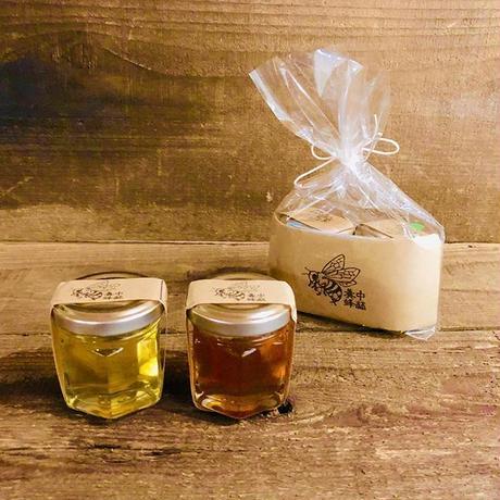 勝浦 中林養蜂 百花蜜2種セット