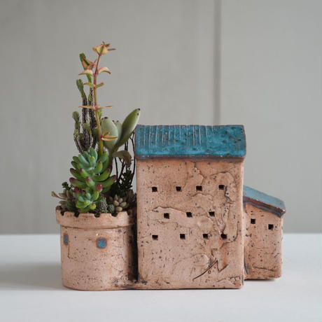 TOKIIRO × Noriko Nakayama 小さいお家2021 No.8