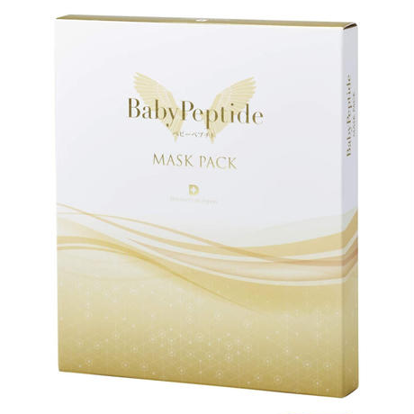 Baby Peptide (ベビーペプチド ) マスクパック  3枚入り
