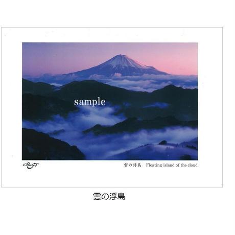 新ポストカード同柄3枚入り (3種類掲載)
