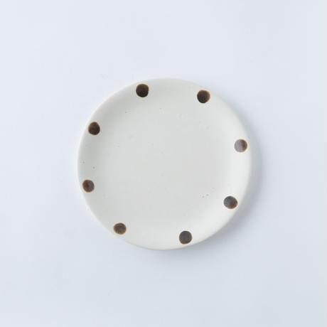 Polka dots・丸プレート