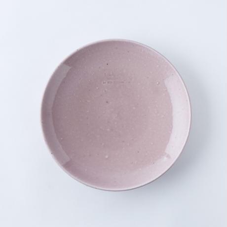 白みかげ 丸皿 M (21)