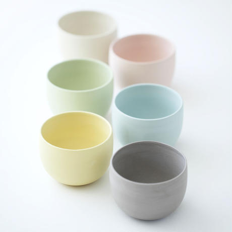 CUP・02 YELLOW