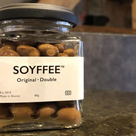 【大磯 Shonan Soy Studio】SOYFFEE(ソイフィー)〈Original-Double〉ミニボトルサイズ80g (商品コード:TF350182)