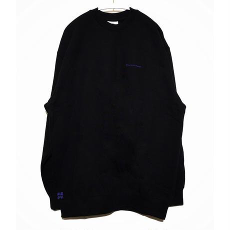 「デヴィッドリンチにはなれない」Sweat-shirt 【BLACK】
