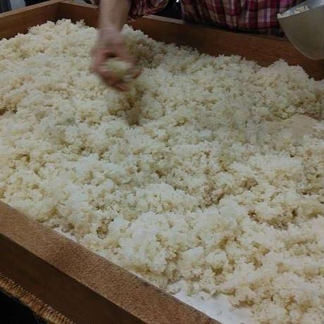 丸亀餃子の麹から仕込んだ甘酒味噌タレ