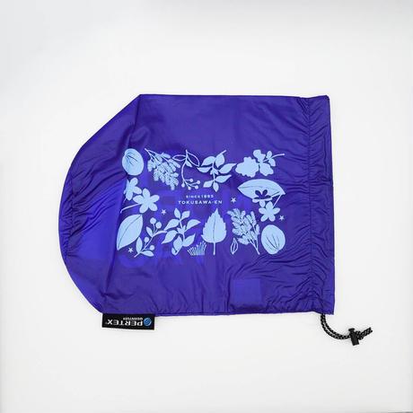 【TNF × 徳澤園】スタッフバッグ ブルー ※2020年限定カラー