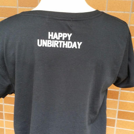 HAPPY UNBIRTHDAY / Tシャツ