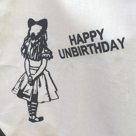 HAPPY UNBIRTHDAY バック