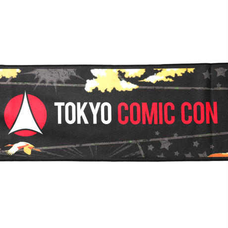 TOKYO COMIC CON MUFFLER TOWEL // TYPE B
