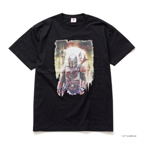 THIS IS THE WAY TEE (MANDALORIAN) BLACK