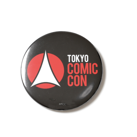 TOKYO COMIC CON   METAL BADGES