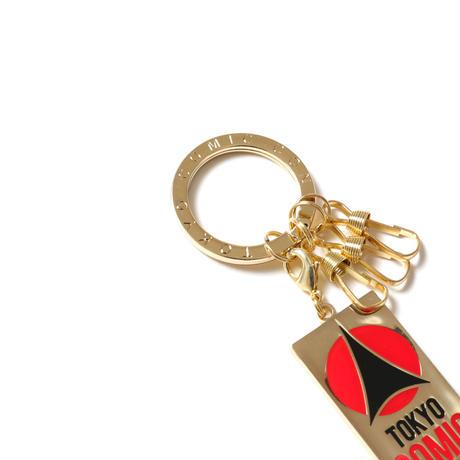 TOKYO COMIC CON GOLD KEY RING