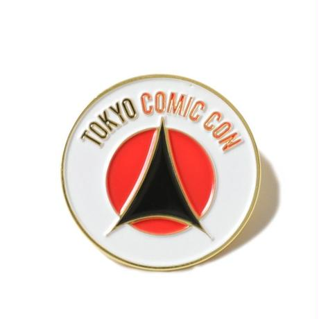 TOKYO COMIC CON PIN BADGE