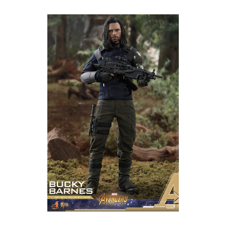 【MOVIE MASTERPIECE】「AVENGERS / INFINITY WAR」 1/6 FIGURE BACKY BARNES (TOKYO COMIC CON EXCLUCIVE)