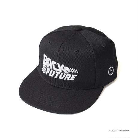 BACK TO THE FUTURE OG SNAPBACK CAP (BACK TO THE FUTURE)