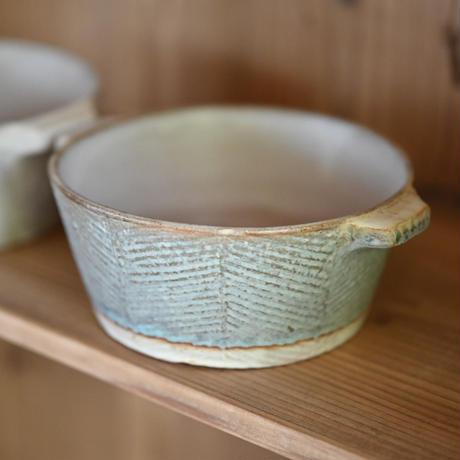 ヘリンボーン  スープ碗・堂本正樹