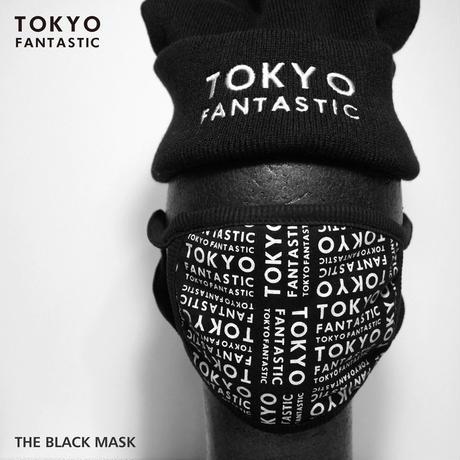 TOKYO FANTASTIC モノグラム 黒マスク