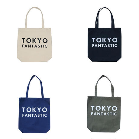 TOKYO FANTASTIC コットンキャンバス トートバッグ
