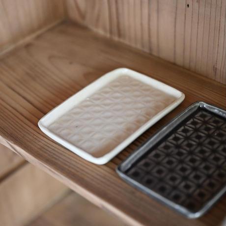チョコレート皿・堂本正樹
