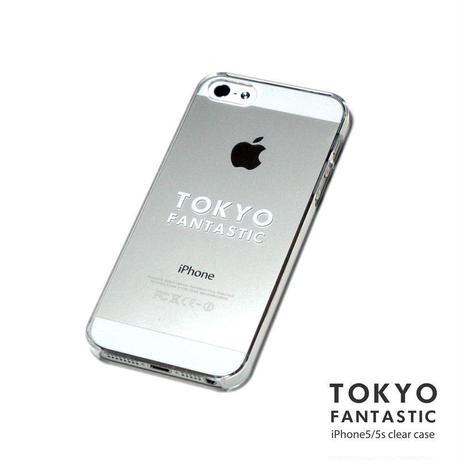 TOKYO FANTASTIC iPhone5/5S ケース 透明クリアモデル