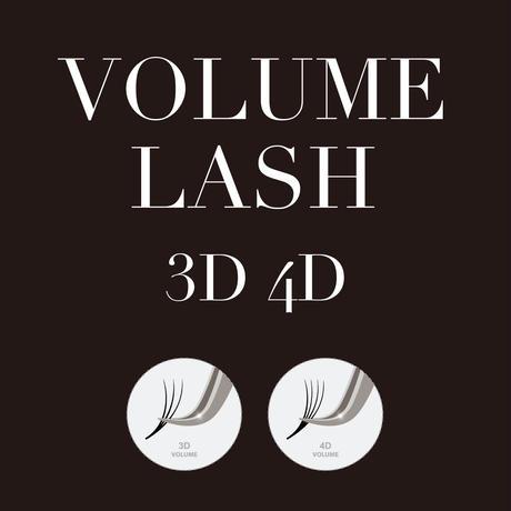 VOLUME LASH 3D 4D