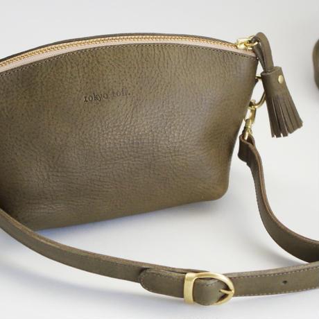 mini bag オリーブ