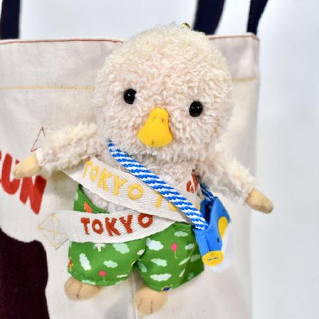 サガラ刺繍トートバッグ